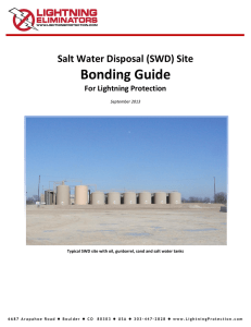 Site Bonding Guide For Lightning Protection