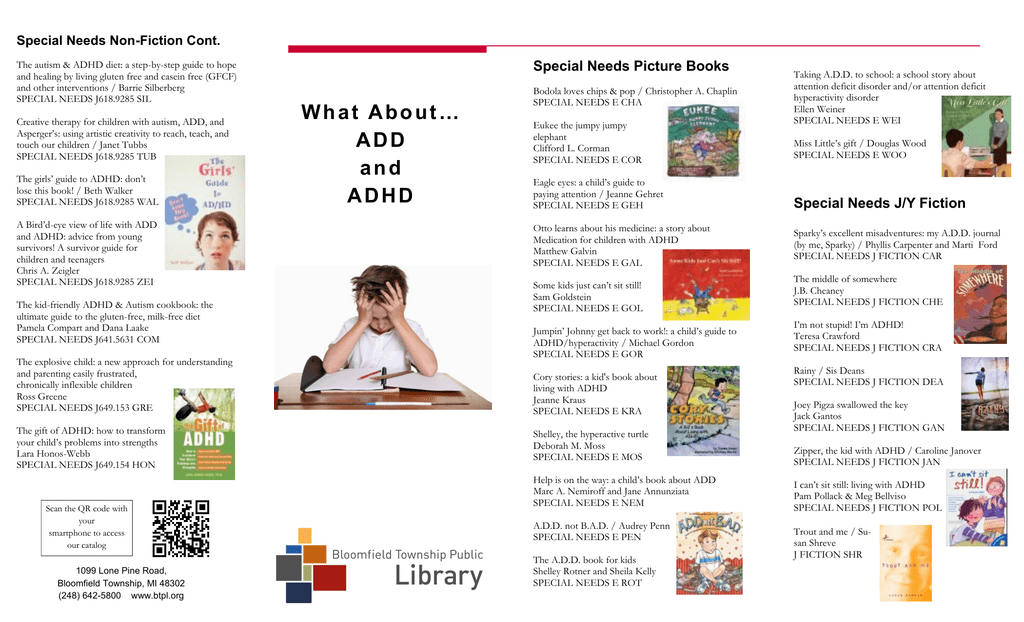 What About Add And Adhd