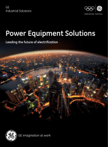 Power Equipment Solutions