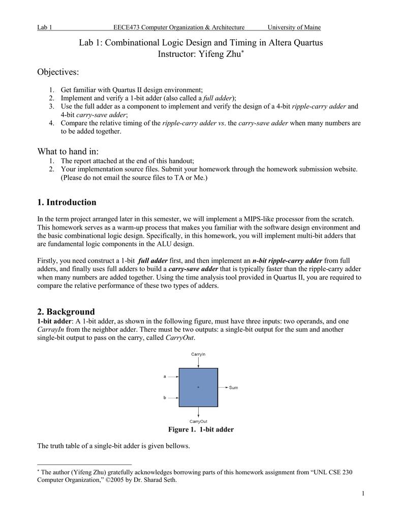 Lab Assignment 3 (Skeleton Draft)