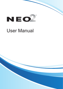 Full NEO 2 User Manual