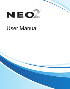 User Manual - Renaissance