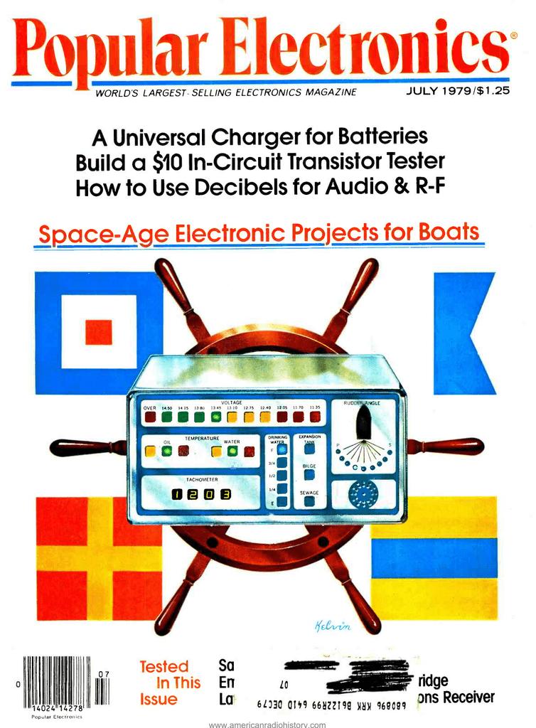 7515056e546 Popular Electronics - American Radio History