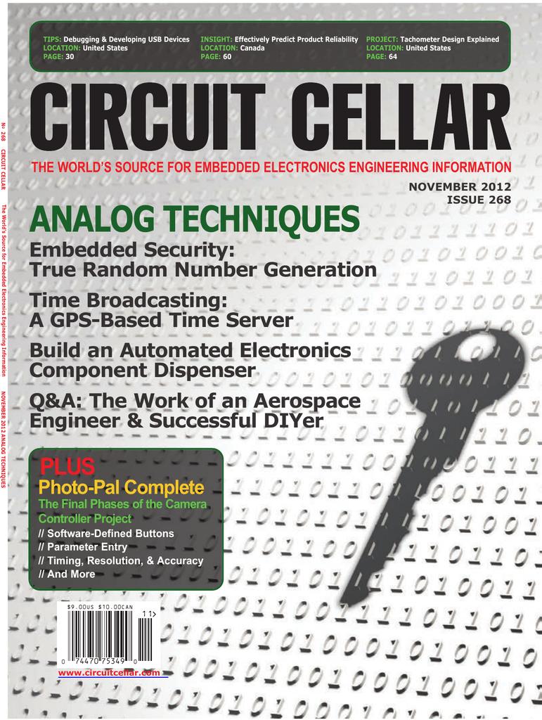 Circuit Cellar No268 Electronics 3000s Enclosure 9 Boards Catv Parts Repair Ebay