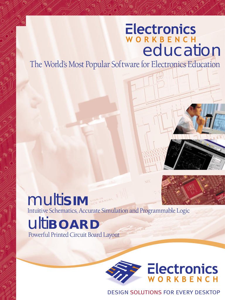 Multisim Csl Ep Your Own Like Circuit Design And Simulation Application