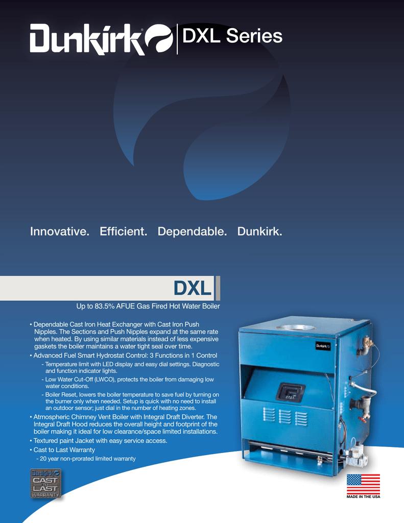 DXL Brochure Rev. 10/12