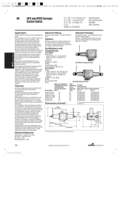 View Specifications Sheet