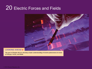 Electric Charge/Force