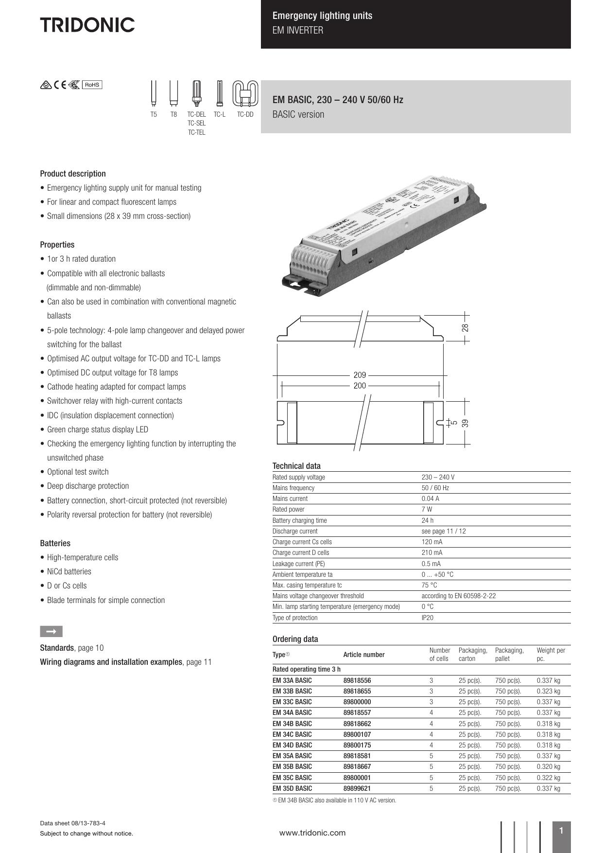 018775435_1 2dcf560db24312930ad8291746b02024 emergency lighting units em inverter em basic, 230 tridonic em34b basic wiring diagram at honlapkeszites.co