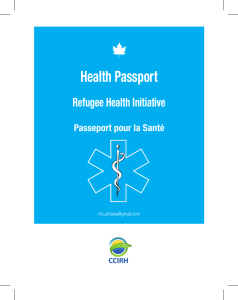 Health Passport