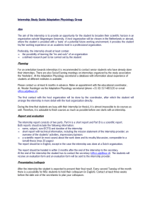 Internship Study Guide ADP