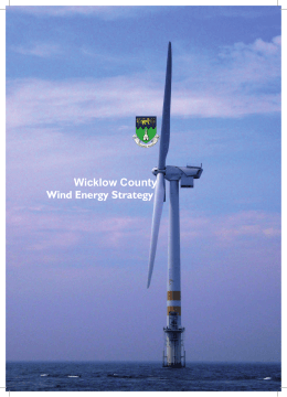 Wind Energy Strategy