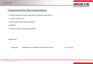 BN10.060 Fundamentals for Steel Constructions (english)