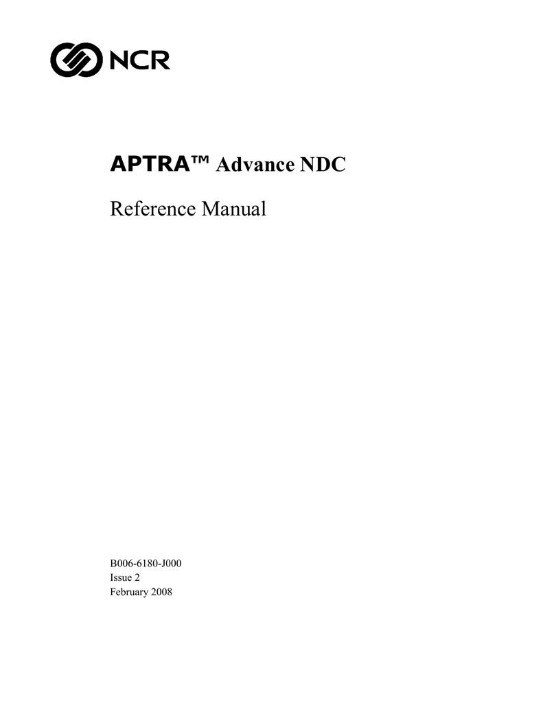 aptra application инструкция system