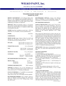 Humiseal 174 1b31 Acrylic Conformal Coating Technical Data Sheet