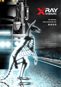 Xray Vision Complete Product Brochure