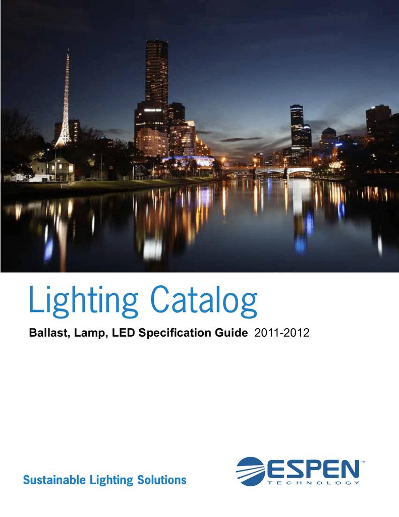 Lighting Catalog Espen Technology Inc F21t5 Ballast T5 Electronic Fluorescent 1 Or 2 Lamp 120v 277v 21w