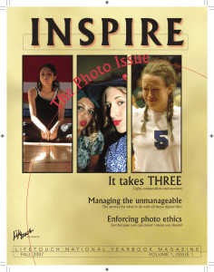 inSPire - Lifetouch Yearbooks