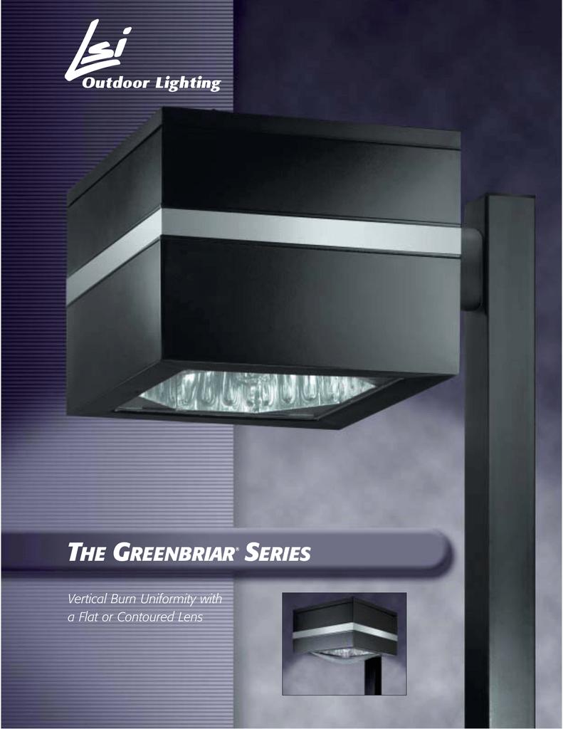 The Greenbriar Series