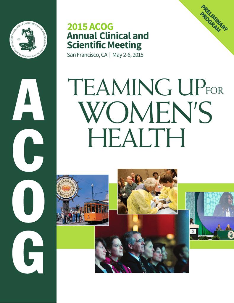Acog 2020 Meeting
