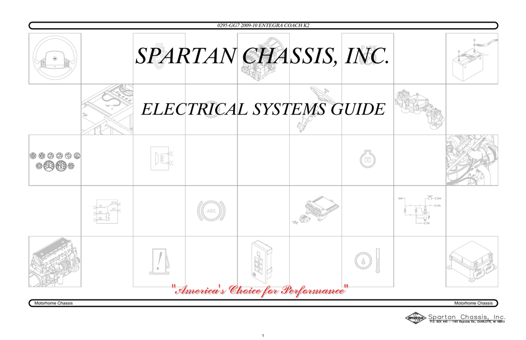 Spartan Motors Chassis  Inc  Circuit Numbers
