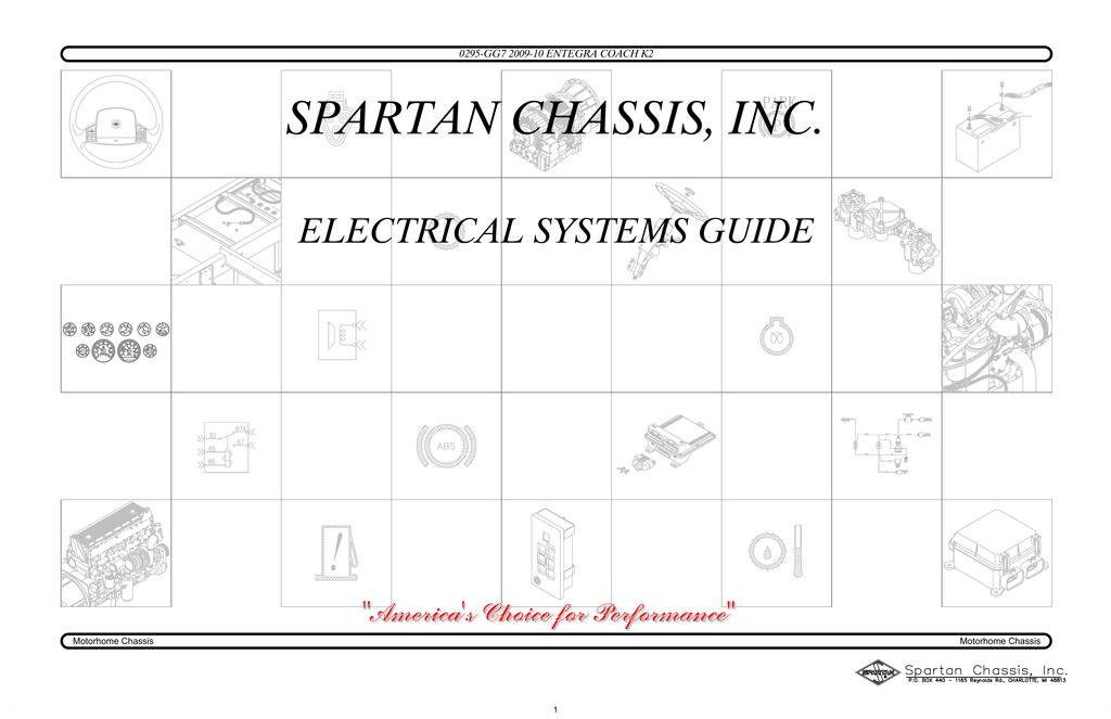 Spartan Motors Chassis, Inc. Circuit Numbers