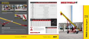 2012 Westfield catalog