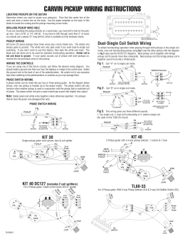 gibson pickup wiring diagram p 94r and p 94t. Black Bedroom Furniture Sets. Home Design Ideas