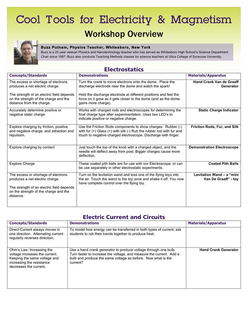 Workshop Handout PDF