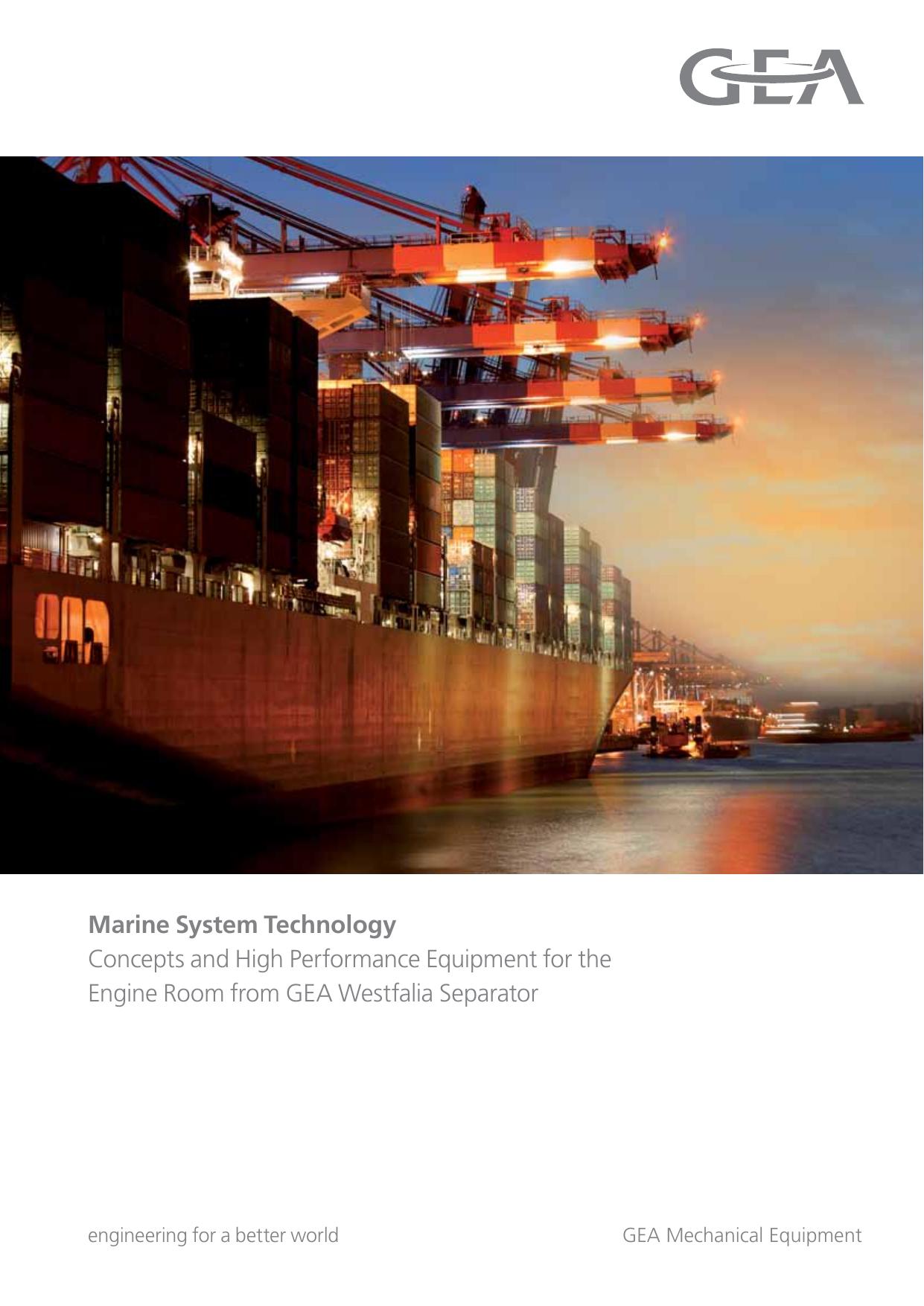 Marine System Technology