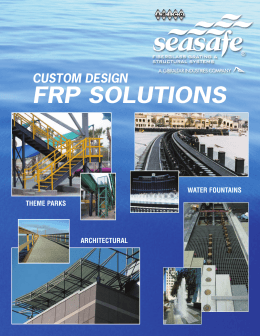seasafe frp products