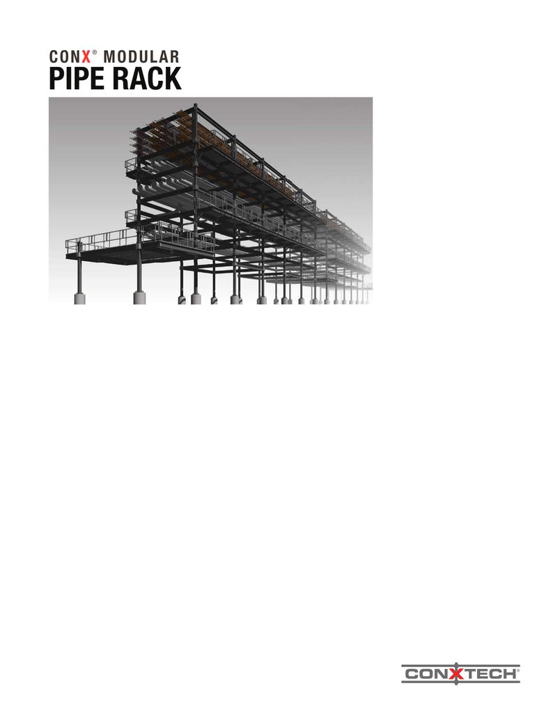 PIPE RACK - ConXtech