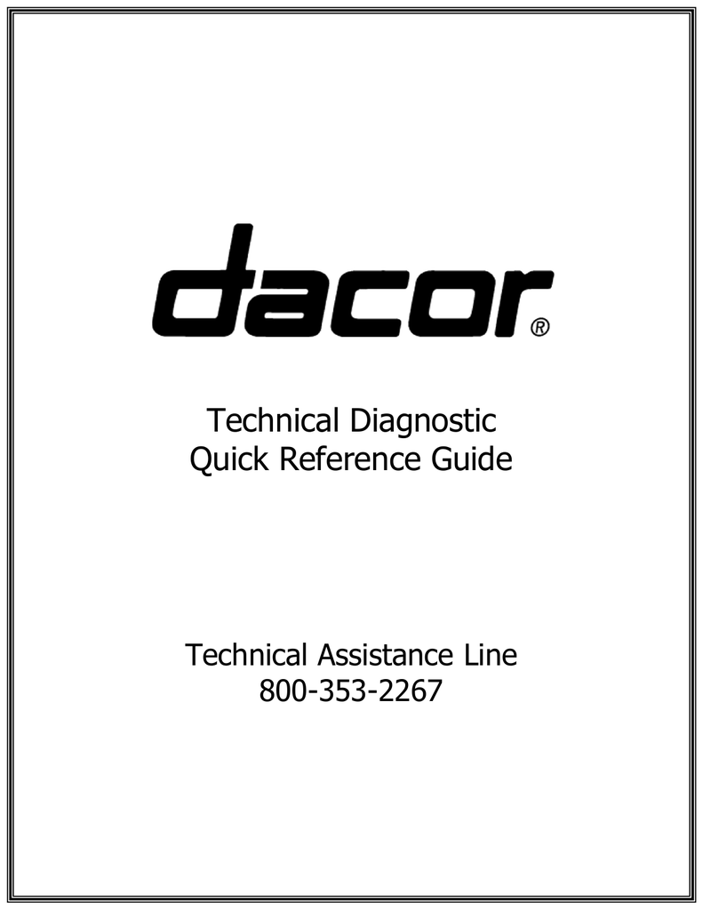 Technical Diagnostic Quick Reference Guide Door Locked And Error F30 Help Oven On Hard Wiring A Wall 018794175 1 Ecc7aac5a749d982a7e2e8ea25b22d56