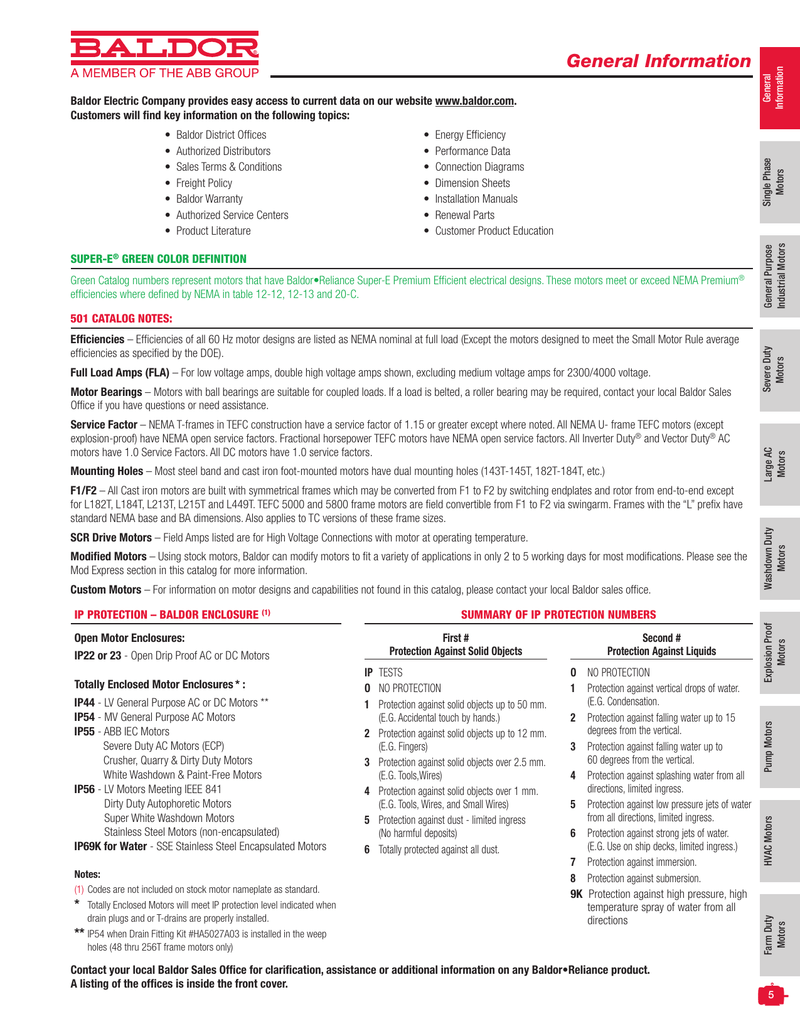 General Information. 018796672112dec30d74eb786e5757634d95948a7d. Wiring. Wiring Baldor Diagram Motor L3510t At Scoala.co