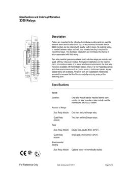 bently nevada 3300 manual pdf