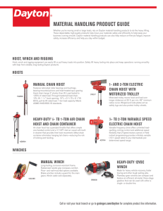 material handling product guide heavy-duty 12vdc winch