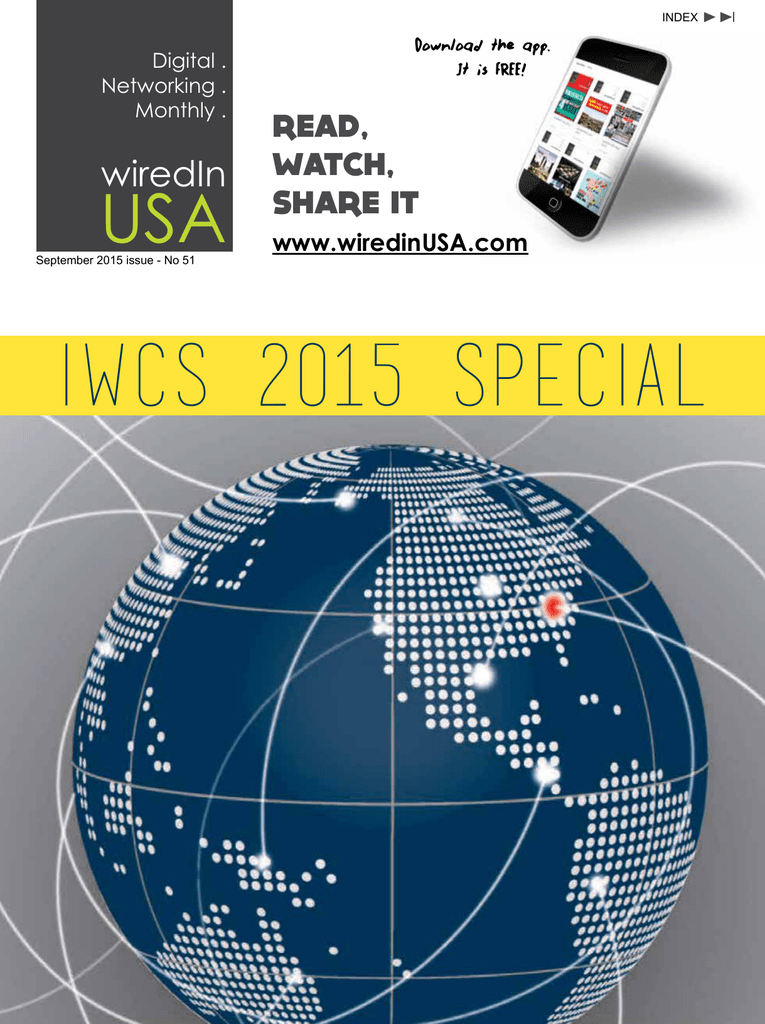 iwcs 2015 special