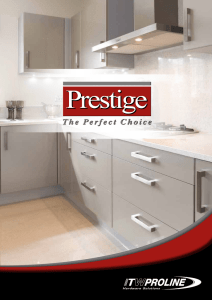 Prestige Product Catalogue