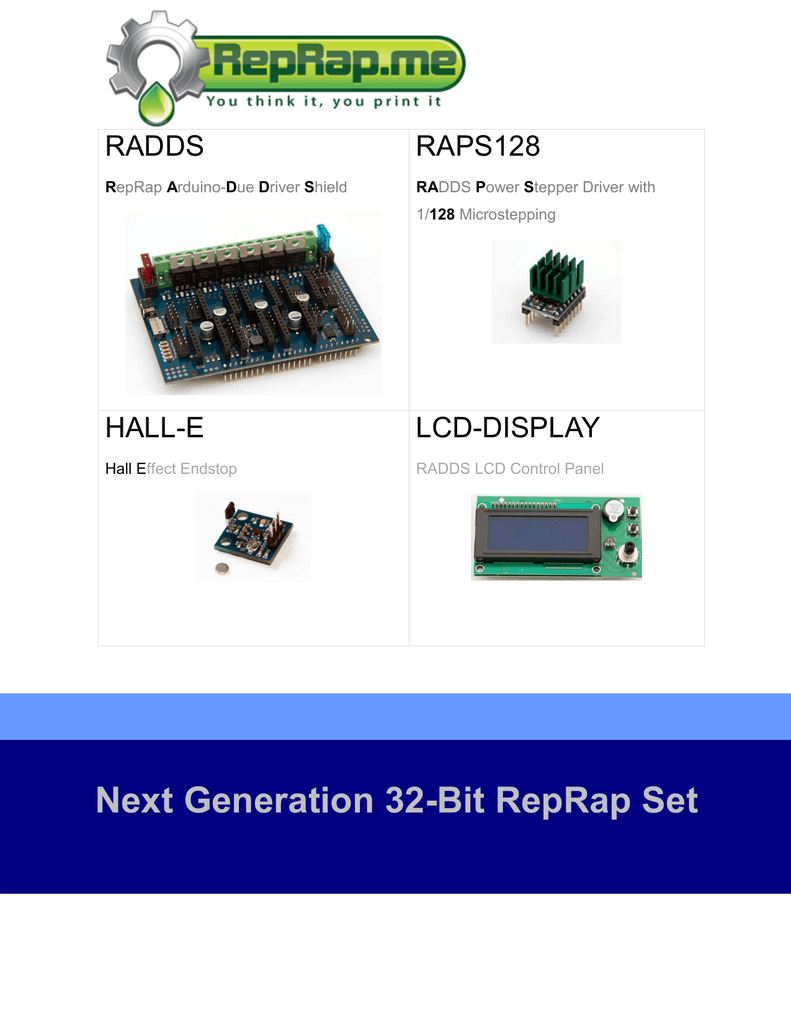 RADDS Userguide