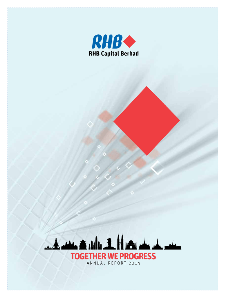 RHB Capital Berhad Annual Report 2014