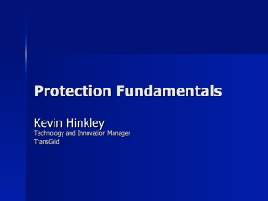 Protection Fundamentals and Best Practice