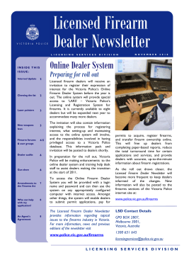 LFD Newsletter 10.2010 v WA