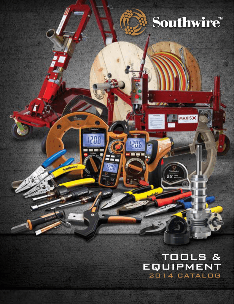 Southwire Tools Catalog 2014