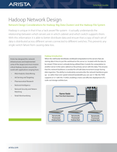 hyper-converged rack-level solutions