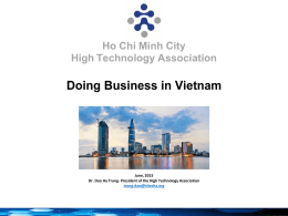 Ho Chi Minh City High Technology Association