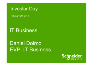 5_ID IT Business - Schneider Electric