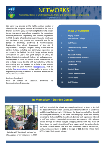 Alumni Newsletter 2013 PDF - University College Dublin