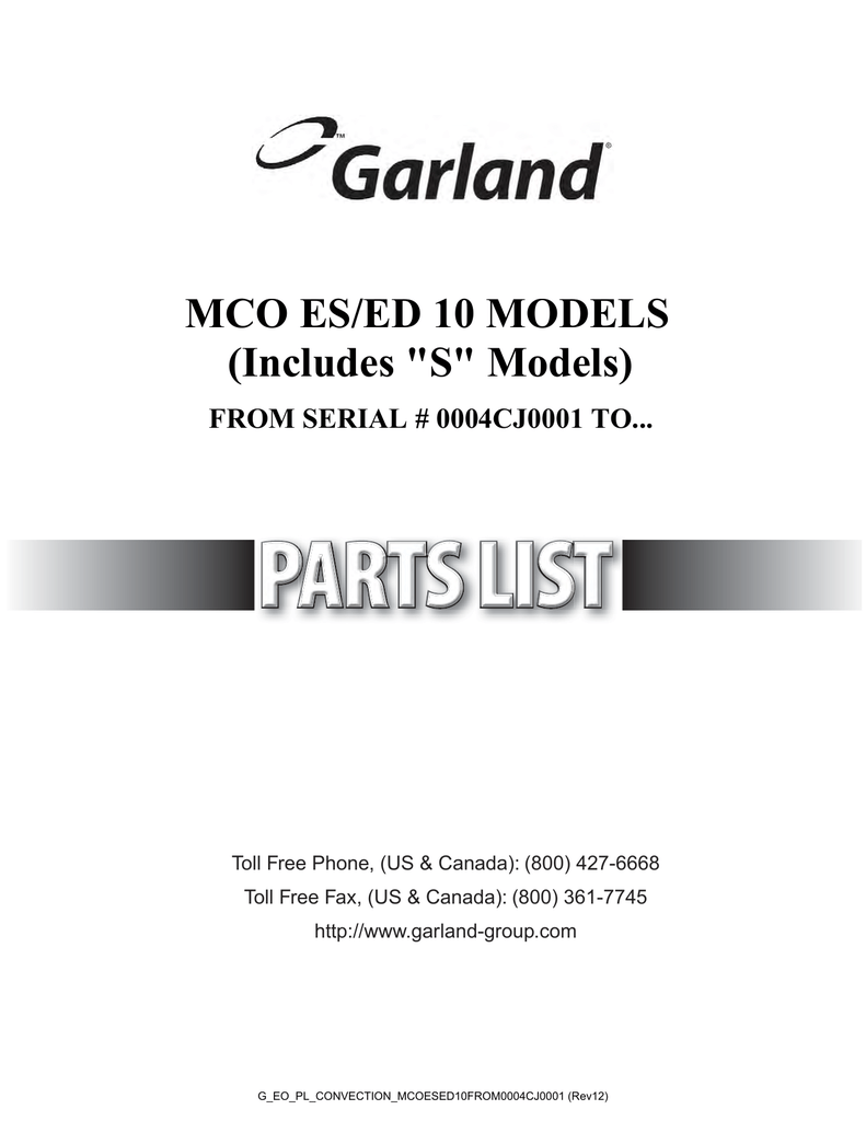 mco es ed 10 models (includes \