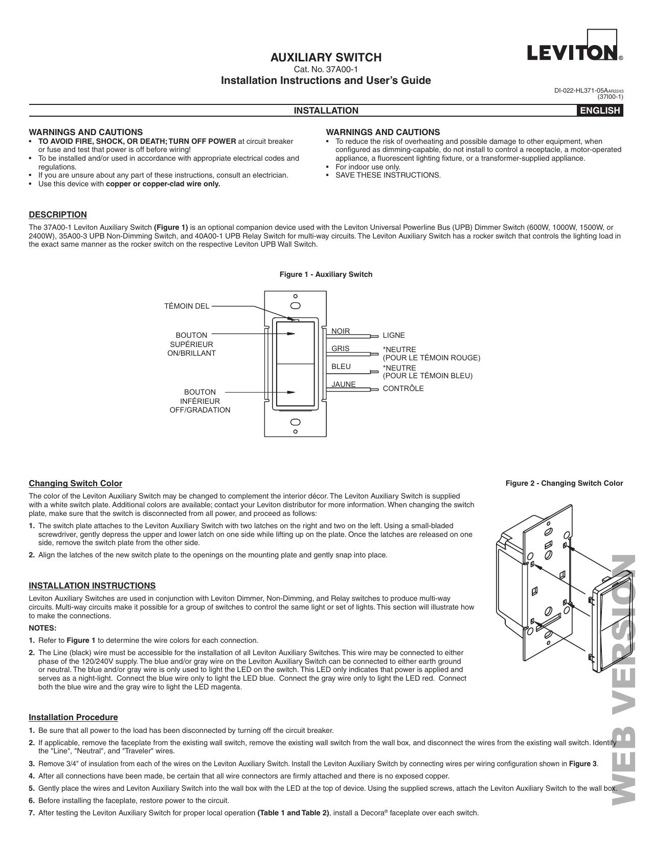 Web Version Leviton Gfci Wiring Diagram Multiple