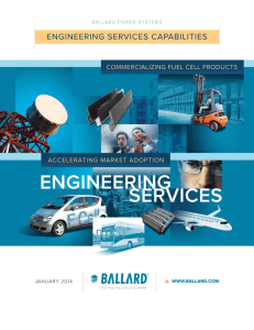 engineering services capabilities